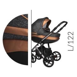 Комбинирана количка Baby Merc Faster 3 Limited Edition col.L122 3 в 1