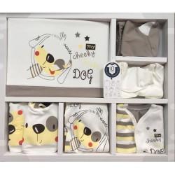 Miniworld Бебешки комплект 10 части за момче