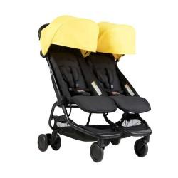 Mountain Buggy Nano Duo детска количка за близнаци - Cyber