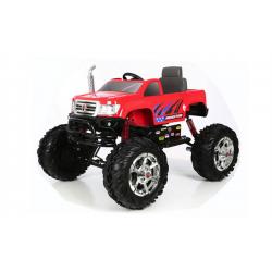 Акумулаторна кола Rollplay Monster, 24v, red