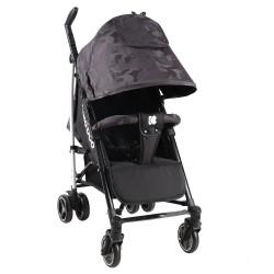 Бебешка лятна количка Kingsy Black 2020