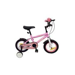 Makani Детски велосипед 12`` Windy Pink