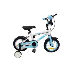 Makani Детски велосипед 14`` Windy White