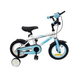 Makani Детски велосипед 16`` Windy White