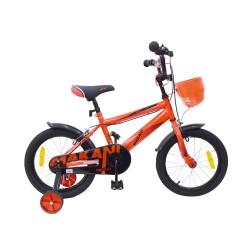 Makani Детски велосипед 16`` Diablo Red