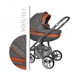 Baby Merc бебешка количка Faster 3 col.100A